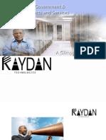 Government & Corporate Catalog