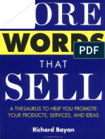 More Words That Sell - Richard Bayan
