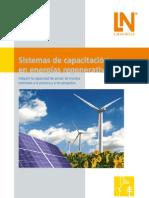 Sistemas de Capacitación en Energías Regenerativas