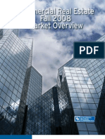 Commercial Real Estate Fall 2008 Market Overview