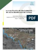 Futura Planta de Tratamiento de Aguas Residuales de Canoas