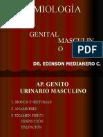 Semiologia - Aparato Genito Urinario Masculino
