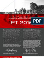 Park Tudor SP for 2015