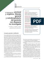 Taller 3 Dispepsia Medicine 2008-1