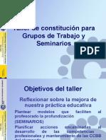 Taller de Constitucion GT y SEM Def