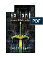 (2)La Corte Oscura-Valiant-Black Holly