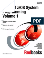 ABCs of zOS System Programming Volume 1 Sg246981