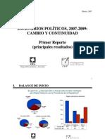 Encuesta Nacional GEA-ISA (marzo de 2007)