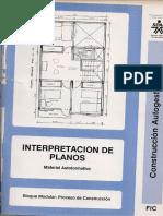 INTERPRETACION DE PLANOS