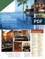 CONDO AMENITIES