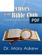 Detectives of the Bible Club Workbook