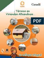 CONFORT TÉRMICO EN VIVIENDAS ALTOANDINAS. UN ENFOQUE INTEGRAL