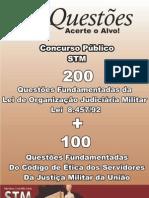 E-BOOK DA LEI DE ORG.JUD.MILITAR E CÓDIGO DE ÉTICA