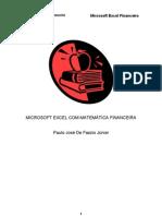 Apostila Microsoft Excel Com Matemática Financeira