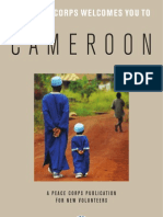 Peace Corps Cameroon Country Welcome Book - January 2007