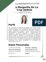 HV Rosa M de La Cruz Imitola
