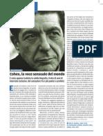 Leonard Cohen - Una Vita