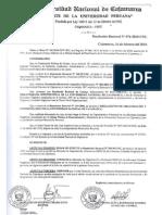 Manual de Organización y Funciones UNC
