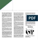 NASO 10 PP Pamphlet