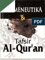 Hermeneutika & Tafsir AI-Qur'an