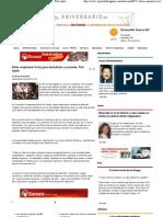 03-06-11 Debe Respetarse La Ley Para Beneficiar a Escuelas_ Flor Ayala