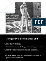Projective Techniques FGI