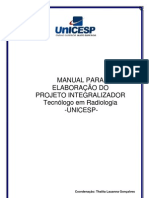 UnICESP - Manual Do Projeto Integralizador