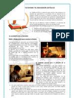 7.- LECTIO DIVINA Y EL DOCENTE DE EDUCACIÓN RELIGIOSA