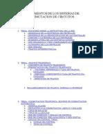 Fundamentos de Los Sistemas de Conmutacion de Circuitos