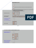 Lighting Calculation Sheet