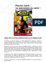 PlanèTe Catch Magazine