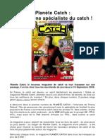 PlanèTe Catch Magazine