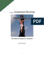 The Atonement Doctrine