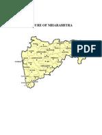 Brouchure of Maharashtra