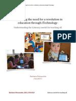 iLiteracy Model for Teaching All