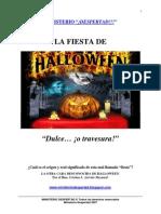 Desenmascarando la Fiesta de Halloween. Cristian Arévalo Meynard