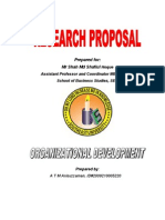 Research Proposal OD