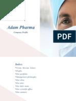 Adam Pharma