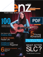 Teenz May Issue