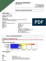 Dp-40 Dye Penetrant 20091105
