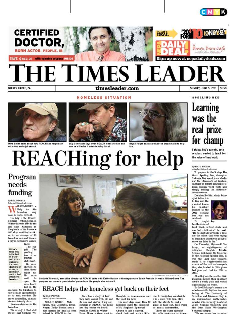 Times Leader 06 05 2011