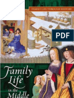 Mitchell. Family Life in the Middle Ages