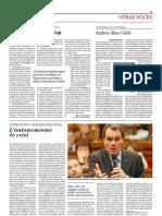 Article de l'Alfons López Tena al Diari El Mundo 5-5-11