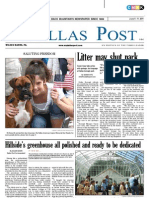 The Dallas Post 06-05-2011