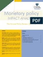 Monetary Policy May 2011