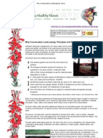 Why Conservation Landscaping_ Principles and Steps