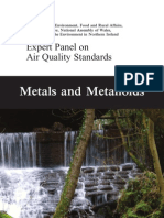Metals and Metal Lo Ids