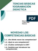 Competencias Basicas y Programacion Didactic a 0
