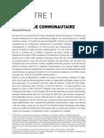 Renaud Dehousse La Methode Communautaire