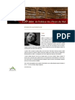 Revue de Presse BD 2004-2011